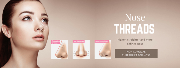 Everything About Non-Surgical Nose Thread Lifts | Privé