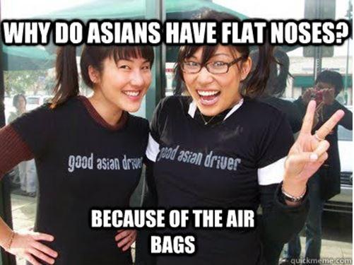 Nose flat